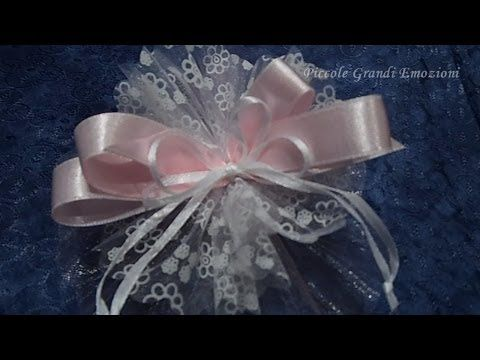 Bomboniere Per Matrimonio Youtube.Come Realizzare E Confezionare Delle Eleganti Bomboniere A Casa