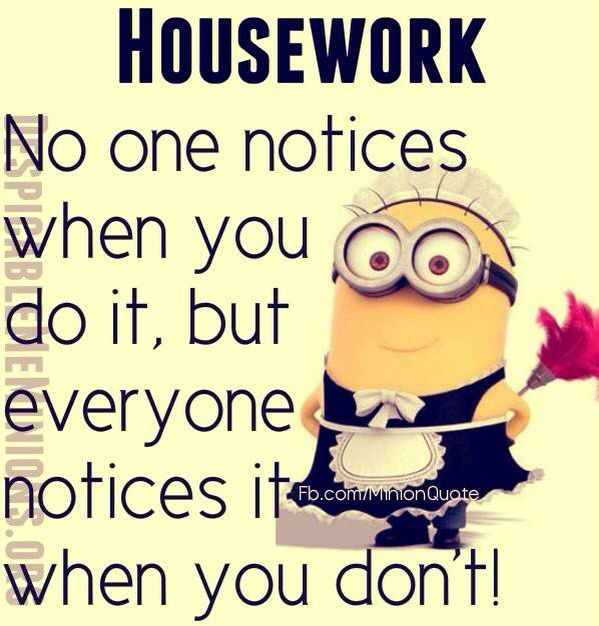 funny cleaning quotes and sayings