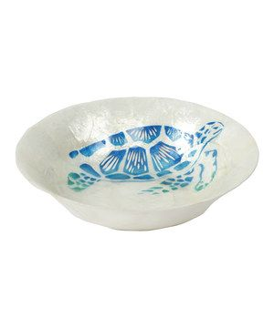 Another great find on #zulily! Turtle Decorative Bowl by Dennis East International #zulilyfinds