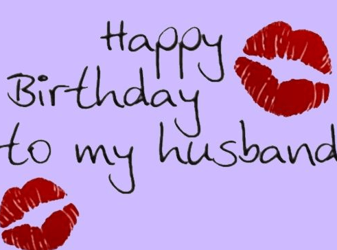 Happy Birthday Wishes Facebook Status For Husband