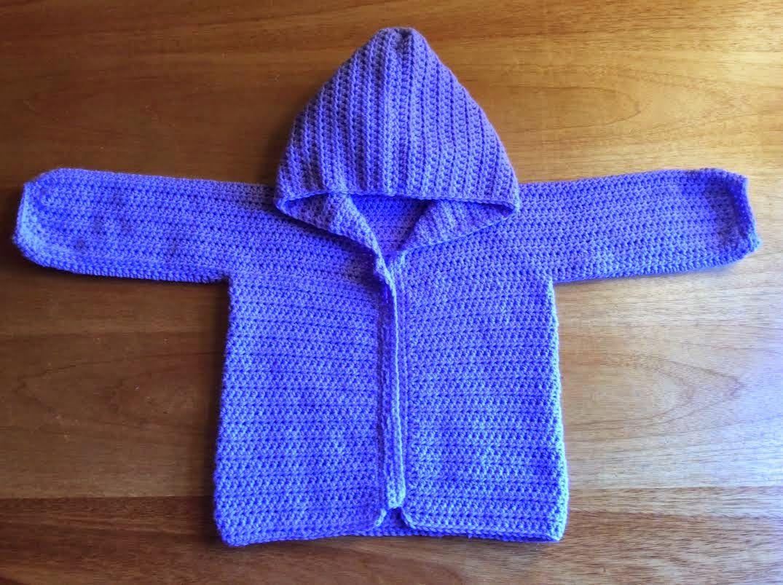 3350e2f9b6ba3c crochet Three Way Baby Sweater