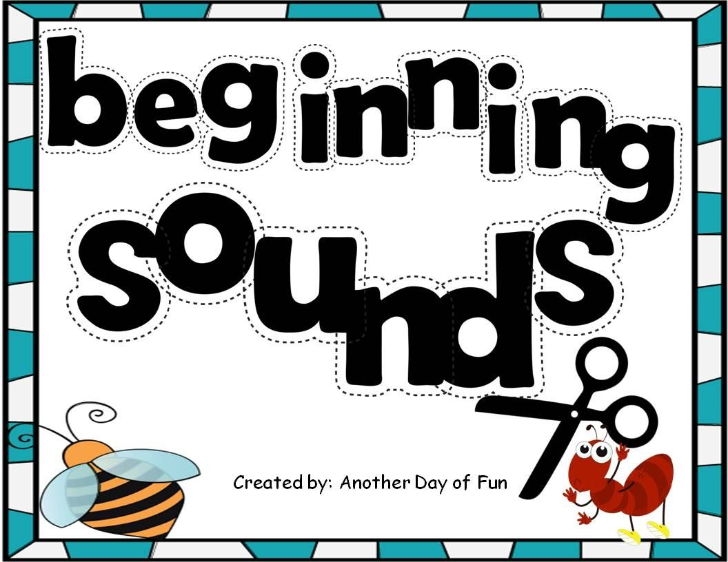 This Is A Great Packet Of Beginning Sound Sorts There Are