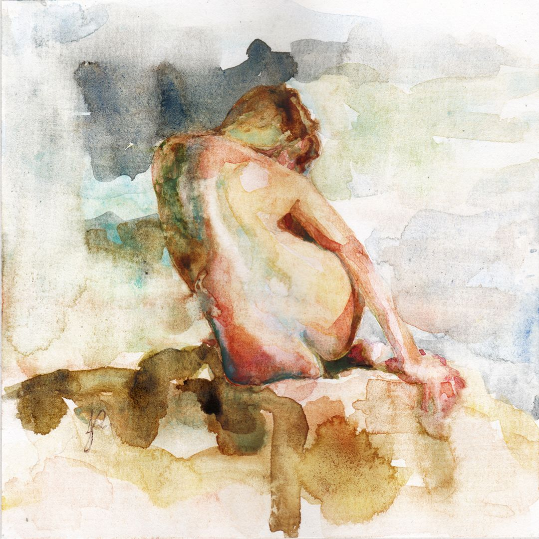 Nude Art Female Sexy Erotica Painting Women Artwork Paintings
