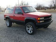 Purchase Used 1994 Chevy Blazer Sport Fullsize 2 Door 4x4 Tahoe Sports Blazer Chevy Tahoe Chevy
