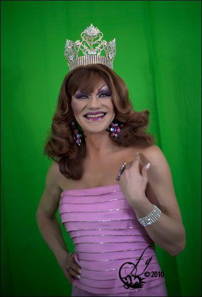 Transexual beauty queen dvd