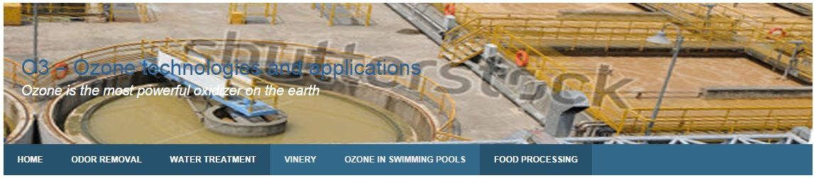 Anything related to ozone  Ozone generators manufacturing