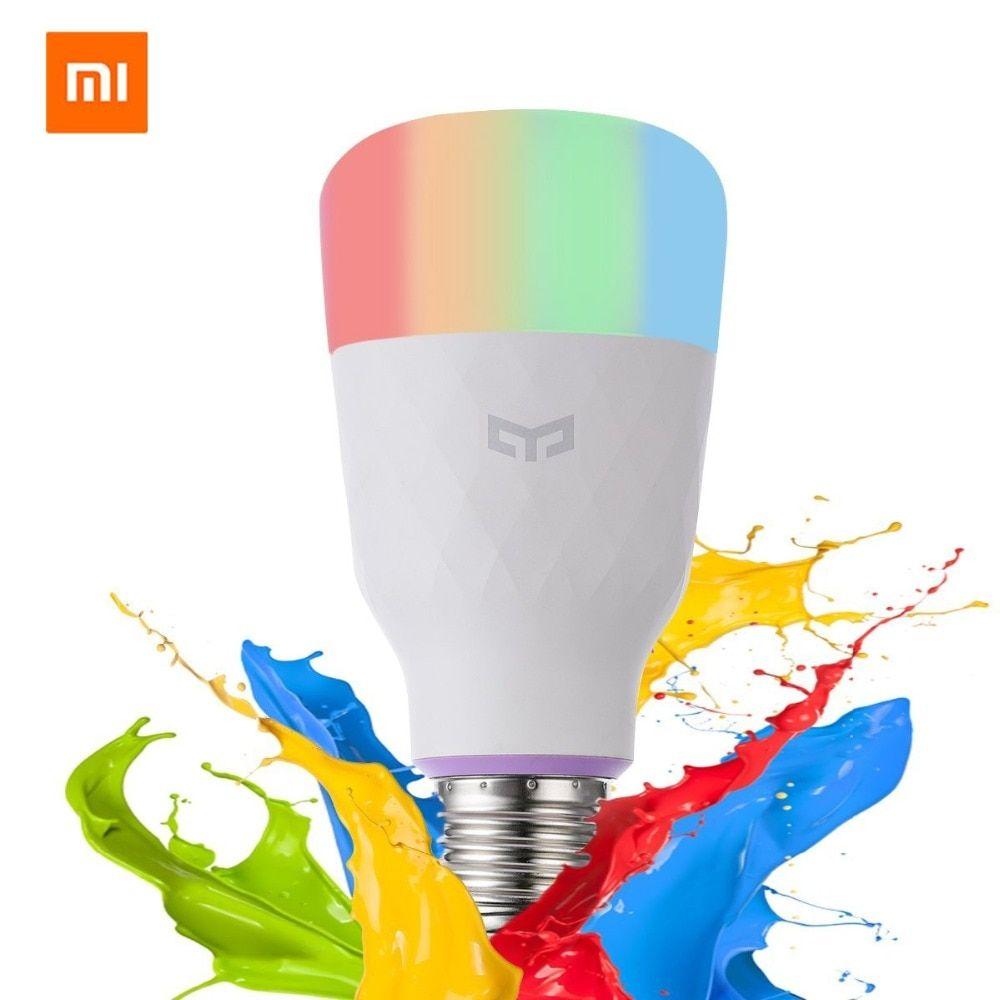 Xiaomi Yeelight Smart Led Bulb Colorful 800 Lumens 10w E27 Lemon
