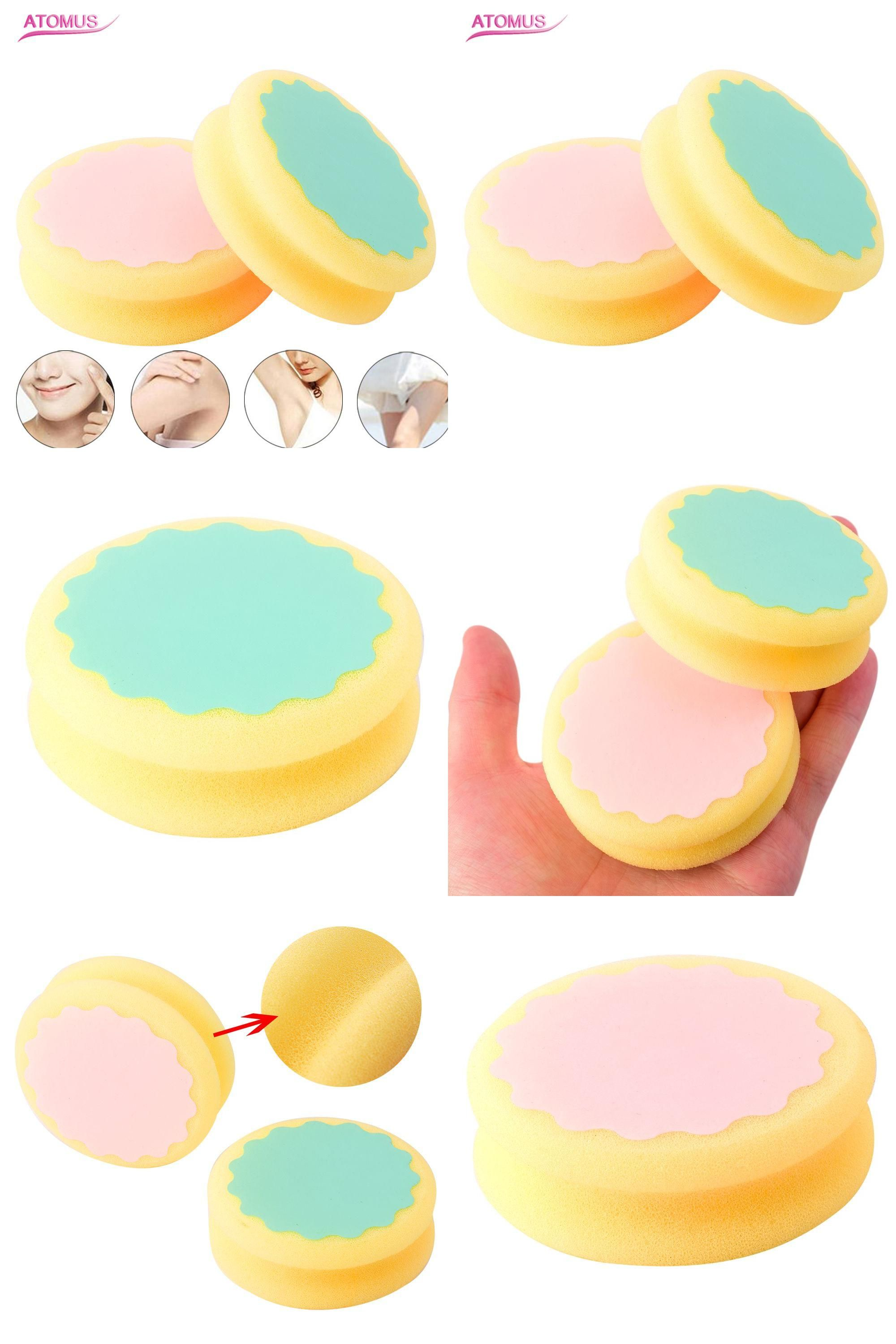 1pc Magic Painless Hair Removal Depilation Sponge Pad Save Way To Remove Hair Leg Arm Hair Remover Effective Special Buy Skin Care
