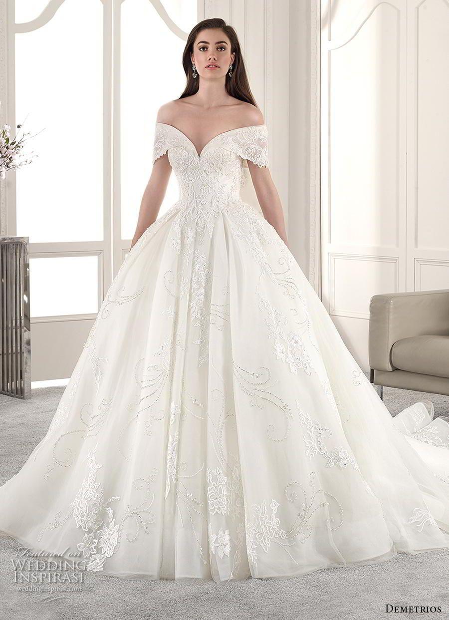 Demetrios wedding dresses u ucstarlightud bridal collection in