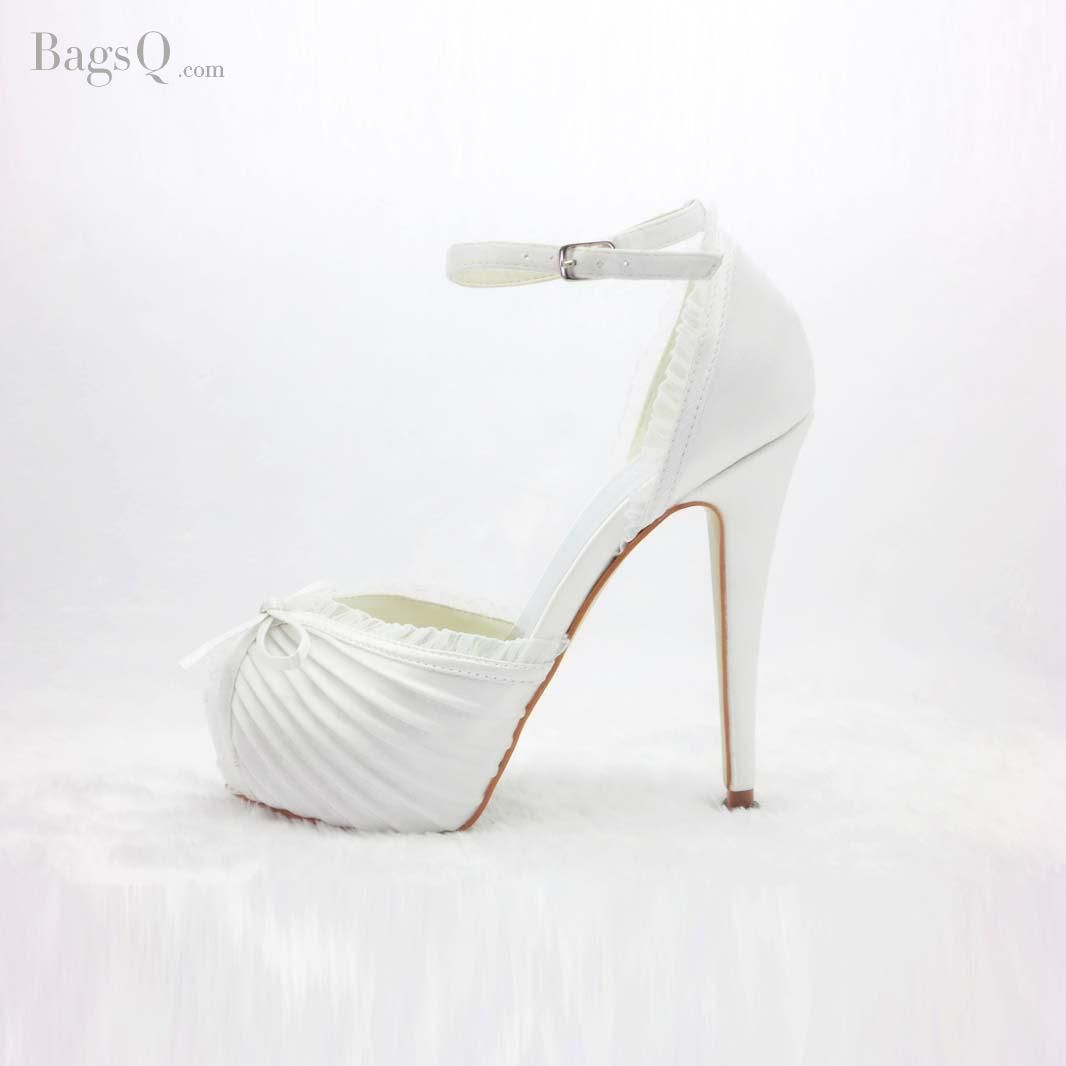 34 39 Beautiful Platform Peep Toe Stiletto Heels Prom Evening Shoes Fashion Cool Cheap