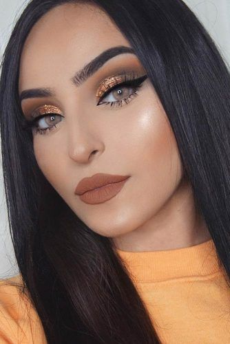 24 Best Fall Makeup Looks and Trends for 2018 | Make up ideas and