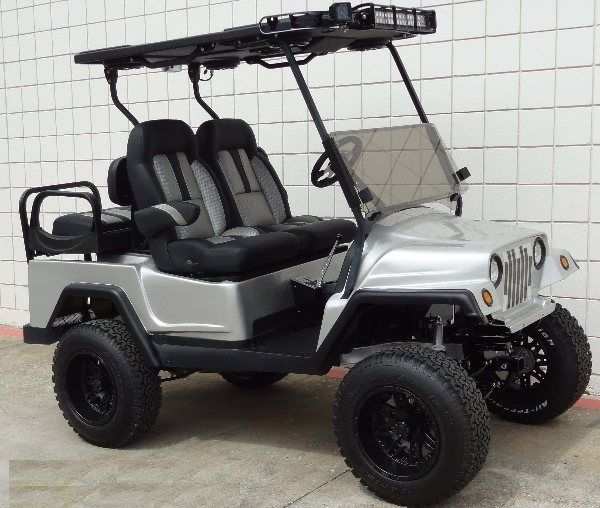 Melissa's Golf Cart Custom Body Kits