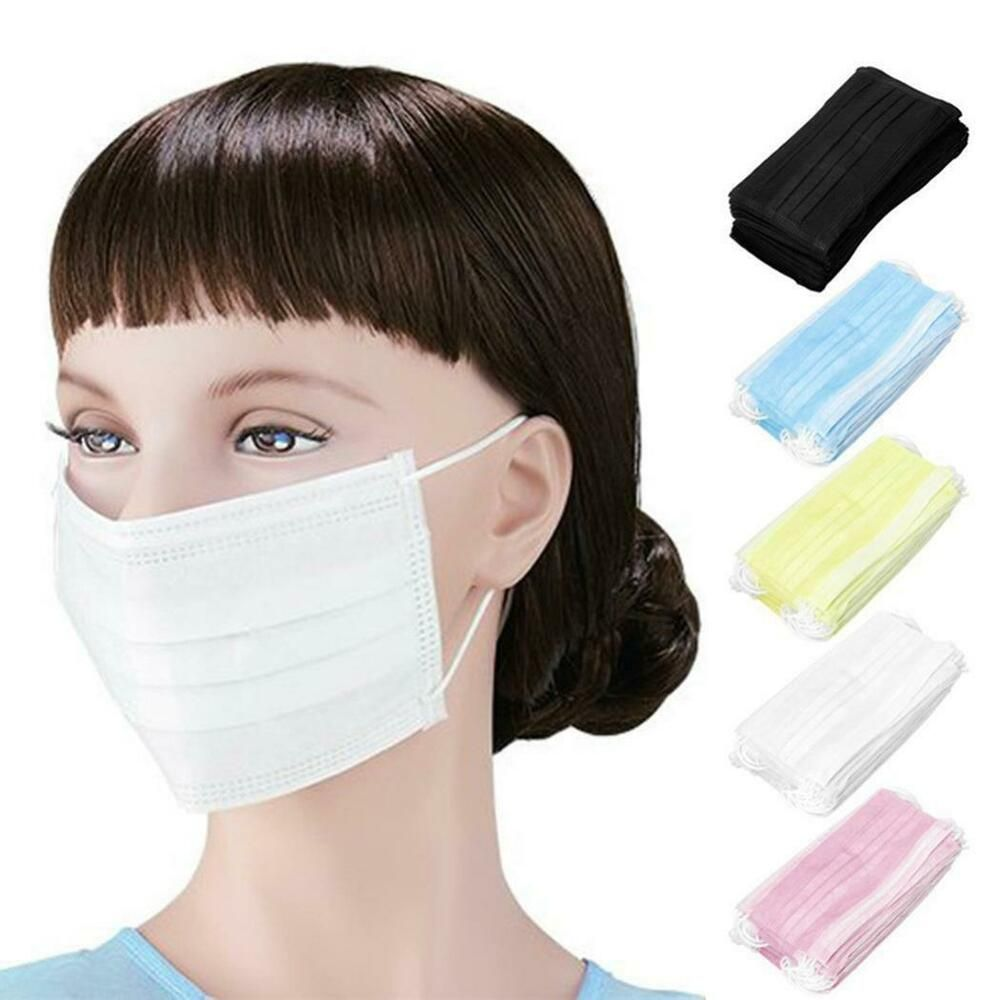 disposable flu mask