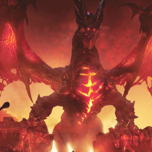 Deathwing Wow Dragon Love Pinterest World Of Warcraft Dragon