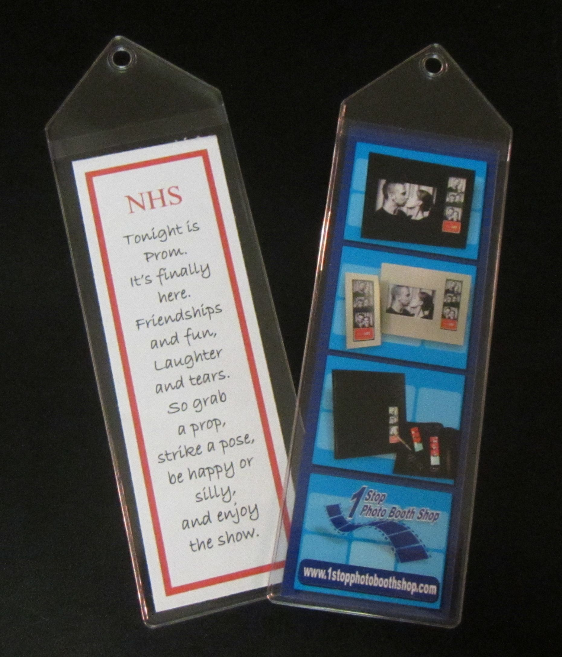 T Style Photo Booth Frame 2x6 Lot of 150 Acrylic Picture Frames