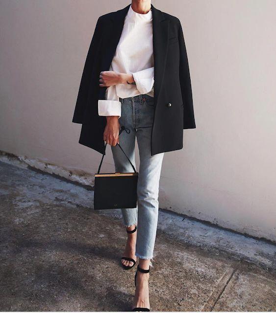 5ec881e619f2c Outfits de oficina que vas a querer usar aunque no tengas trabajo  #womensfashion