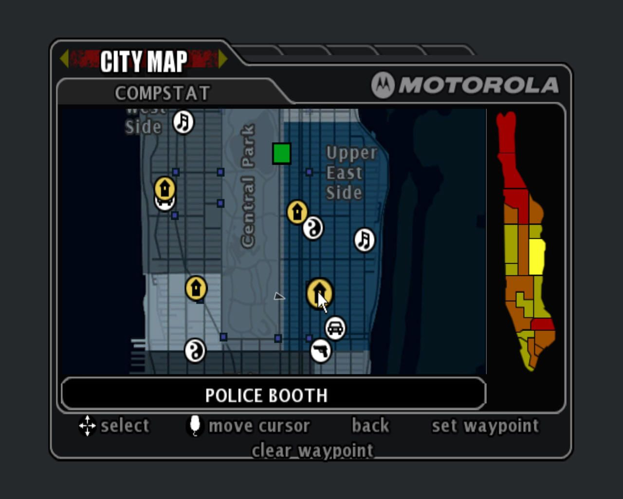 Image Result For True Crime Nyc Map Modern Video Game Maps - Nyc map by crime