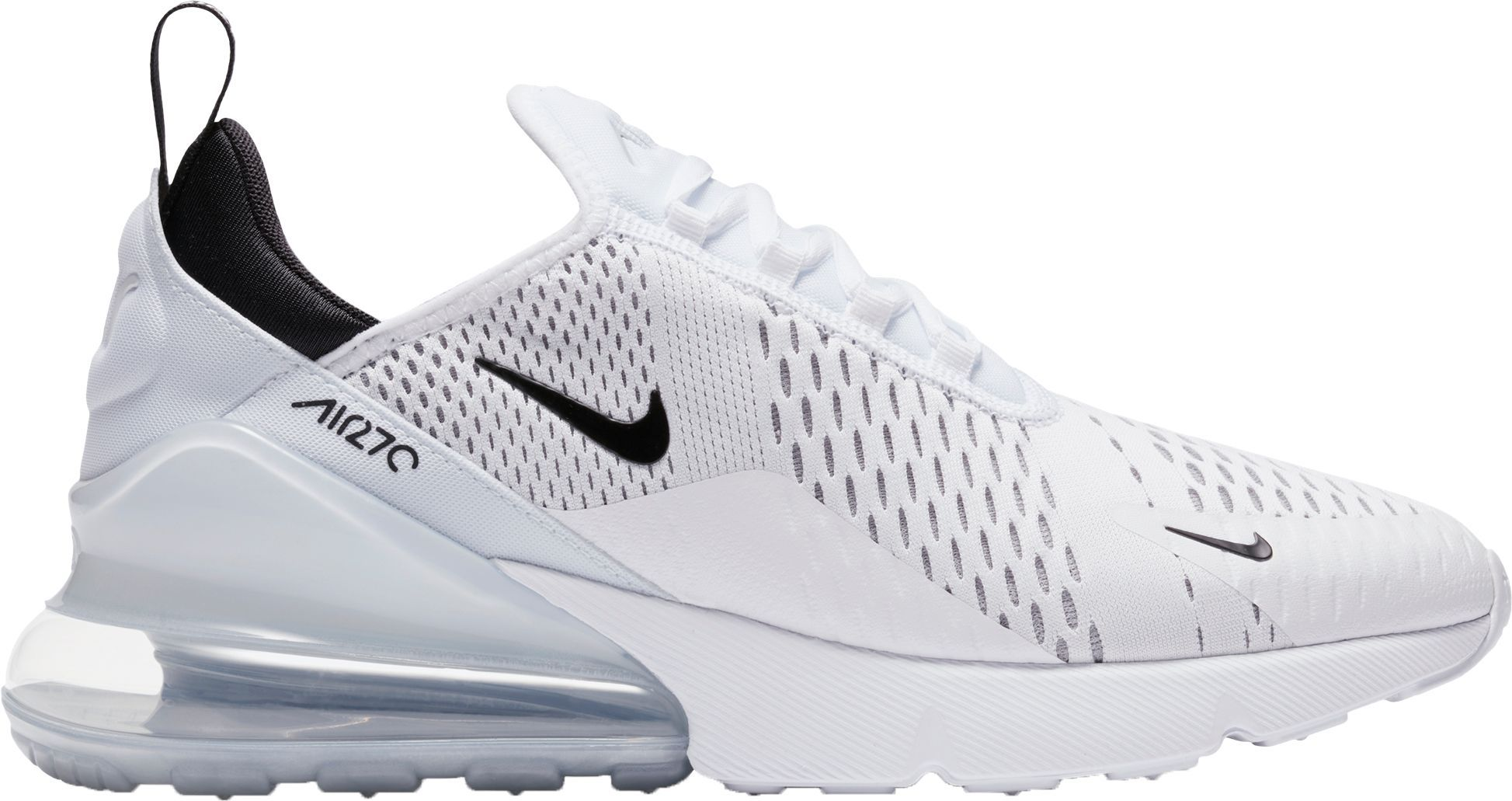 best service 92575 10a2e Nike Men s Air Max 270 Shoes, Size  9.5, White