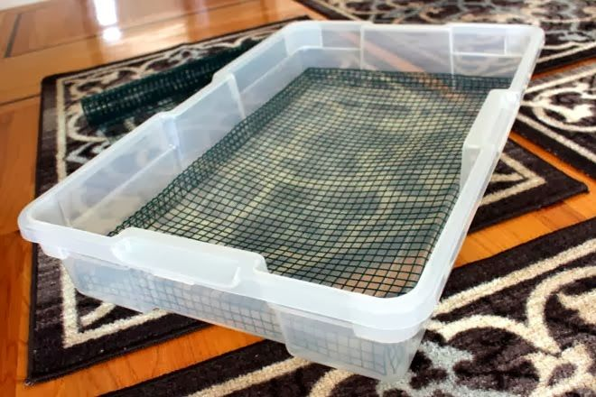 Finished Litter Box With Images Diy Litter Box