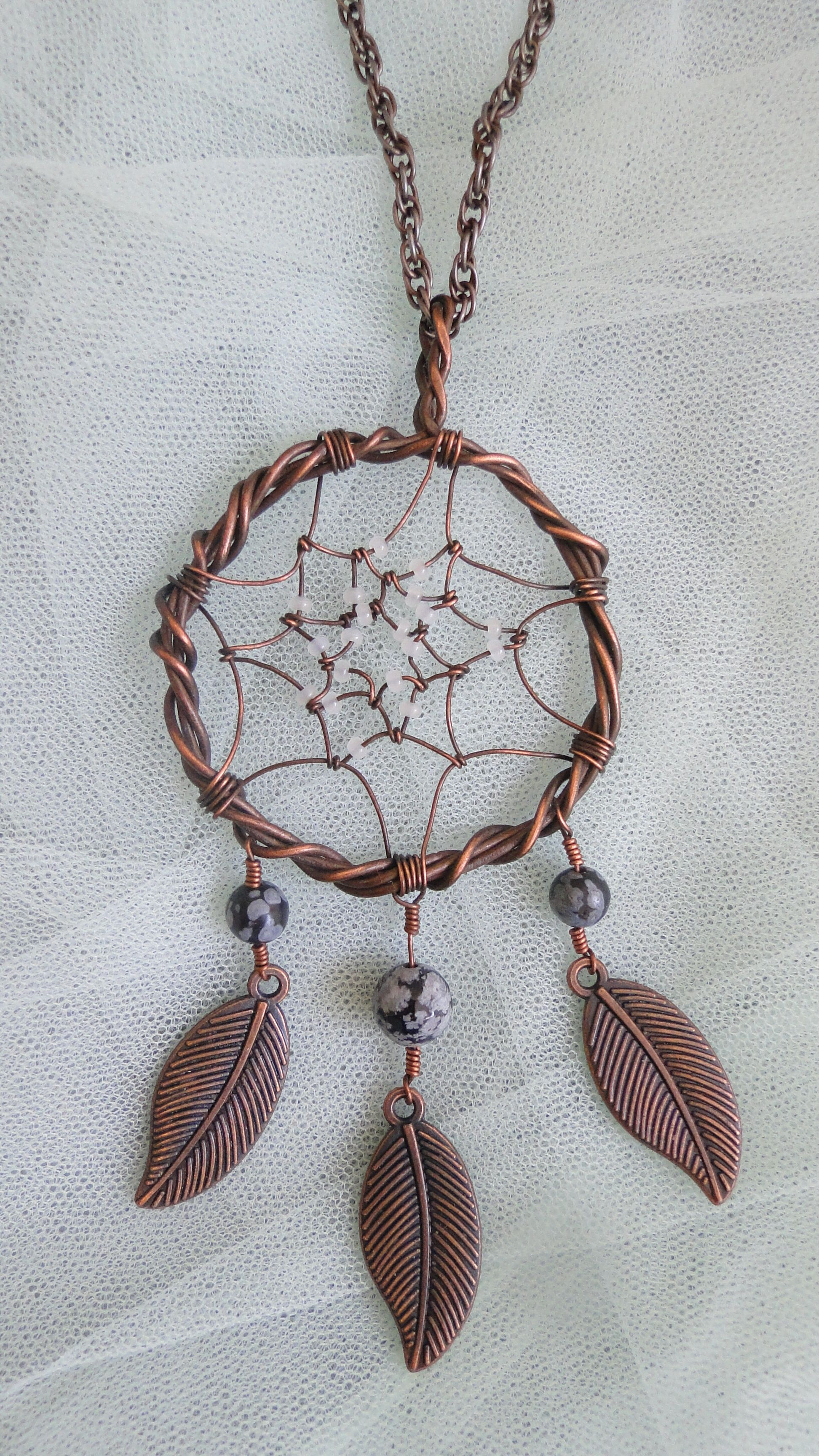 pendant electrified cage geometric copper non wire
