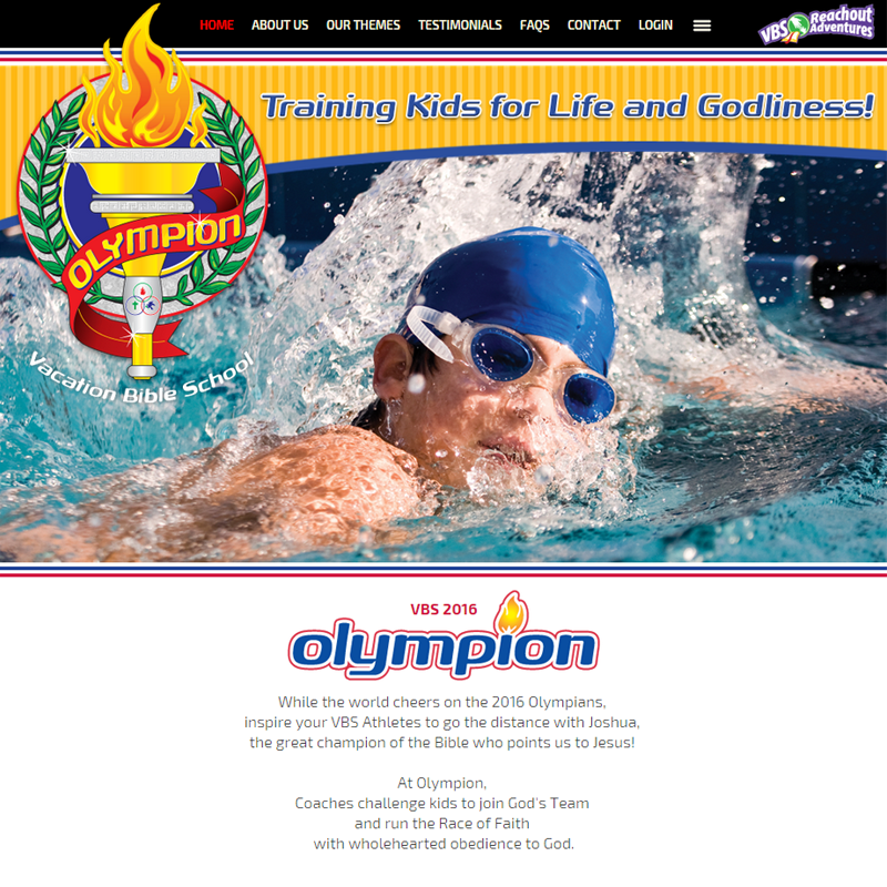 Olympion 2016 By VBS Reachout Adventures