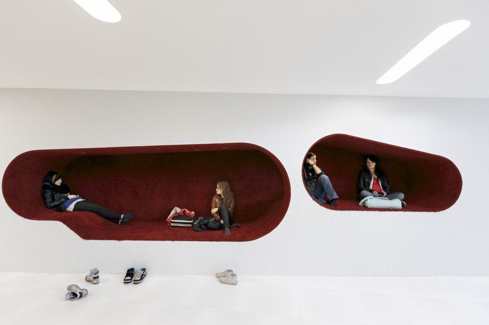 Biblioteca en Seinäjoki / JKMM Architects City Library in Seinäjoki / JKMM Architects – Plataforma Arquitectura