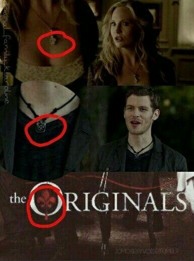 That moment when you realize Klaroline is meant to be ❤️