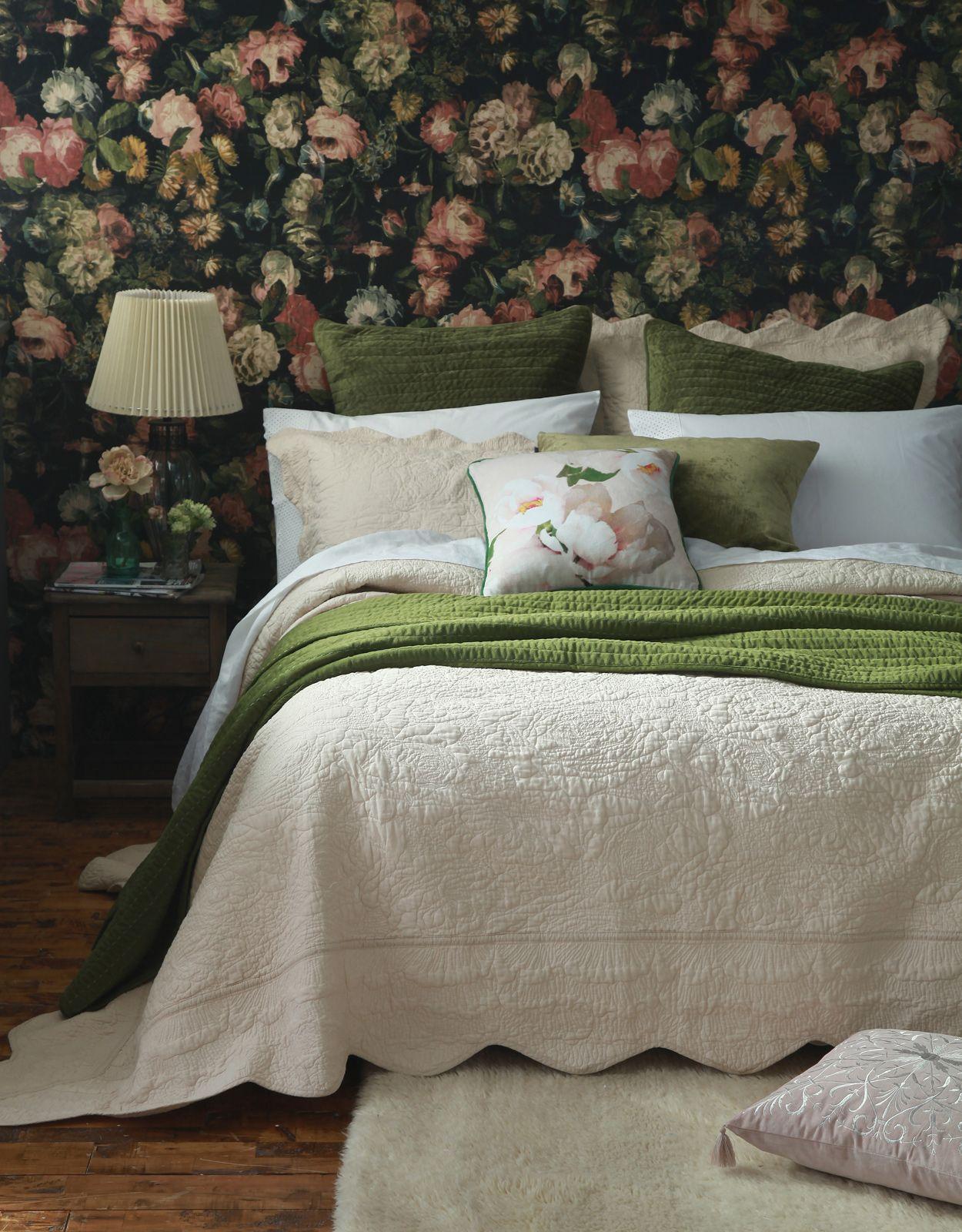 MM Linen Ara Bedspread Set McKenzie & Willis Bed