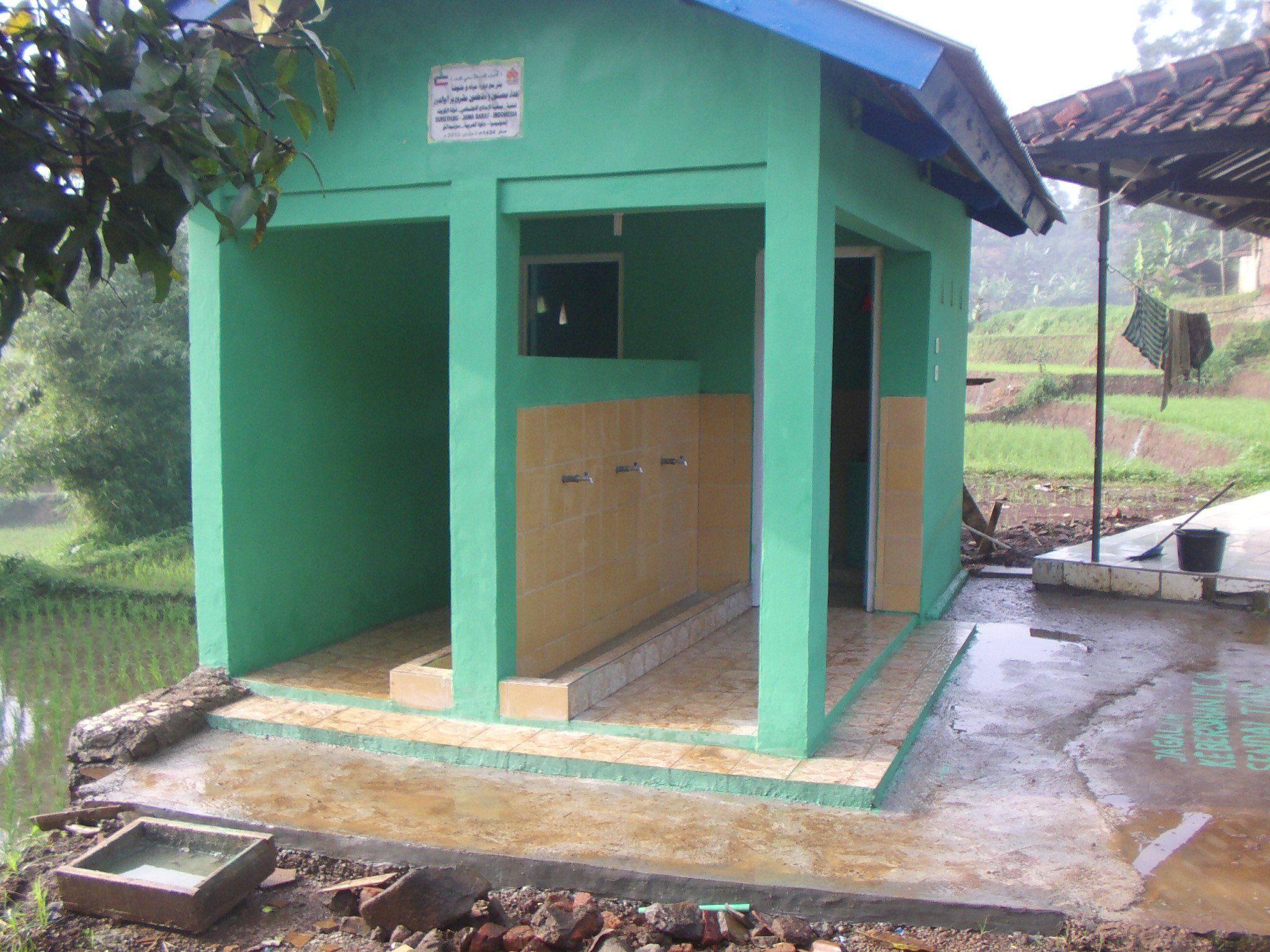 Hasil gambar untuk desain toilet masjid  Desain dan Gambar
