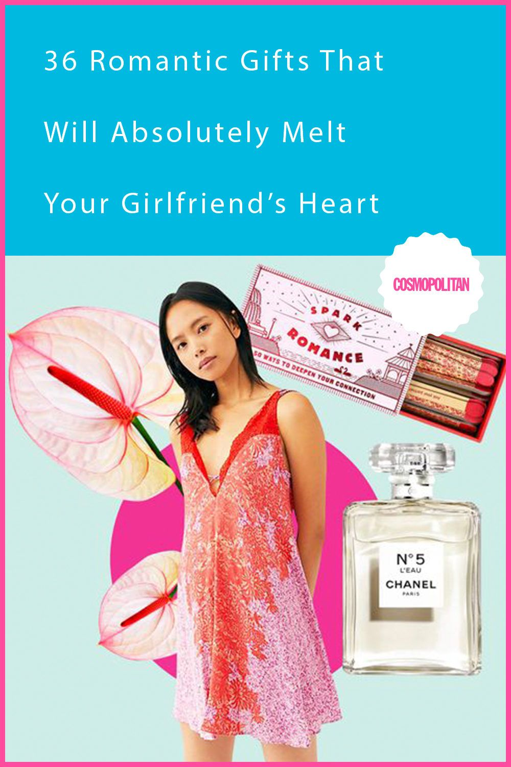 Your Girlfriend's Gonna LOVE These SuperRomantic Gifts