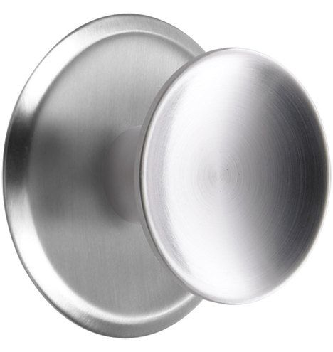 dish cabinet knob with round backplate | kitchen | dish