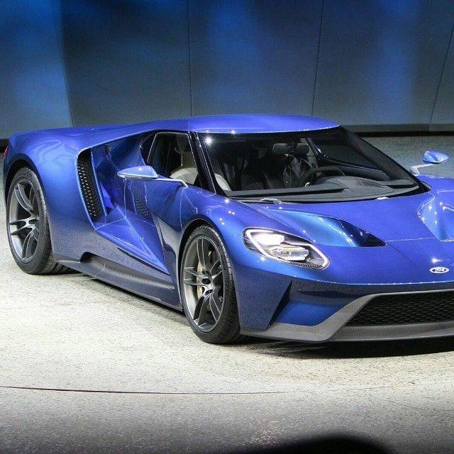 Exotic Car Rental Ford Gt
