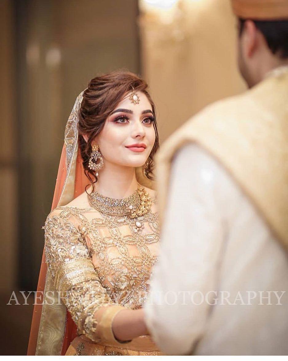 pakistani bride in 2019 | pakistani bridal hairstyles