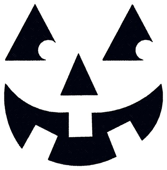 Home cute pumpkin face stencil diy projects to try