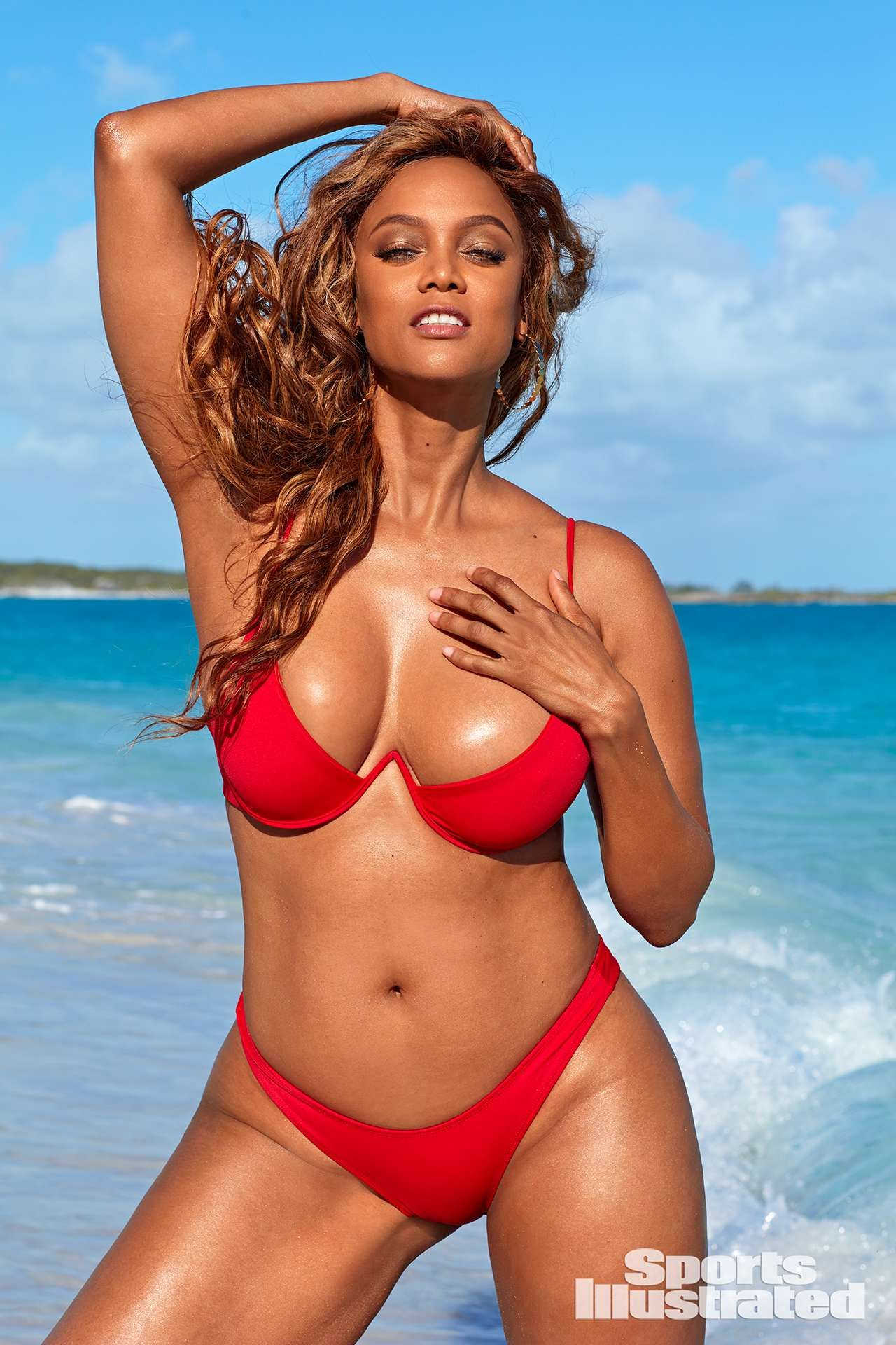 Tyra Banks Photos In Sports Illustrated Swimsuit 2019 Si Com Swimsuits Sports Illustrated Swimsuit Swimwear