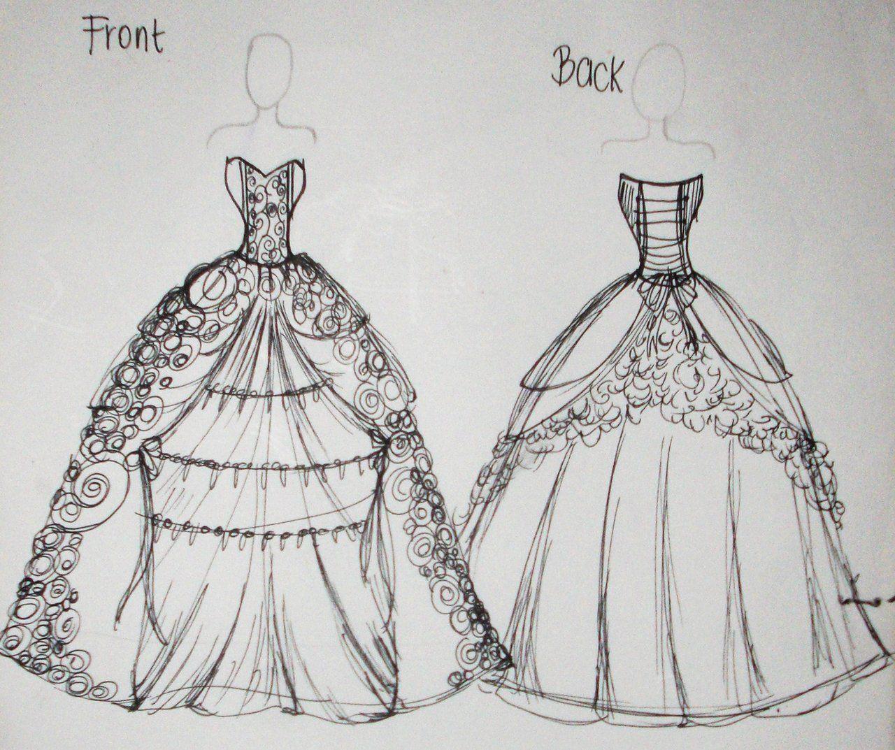 Royal Princess Gown By Jaeiyemm014 Deviantart Com On Deviantart