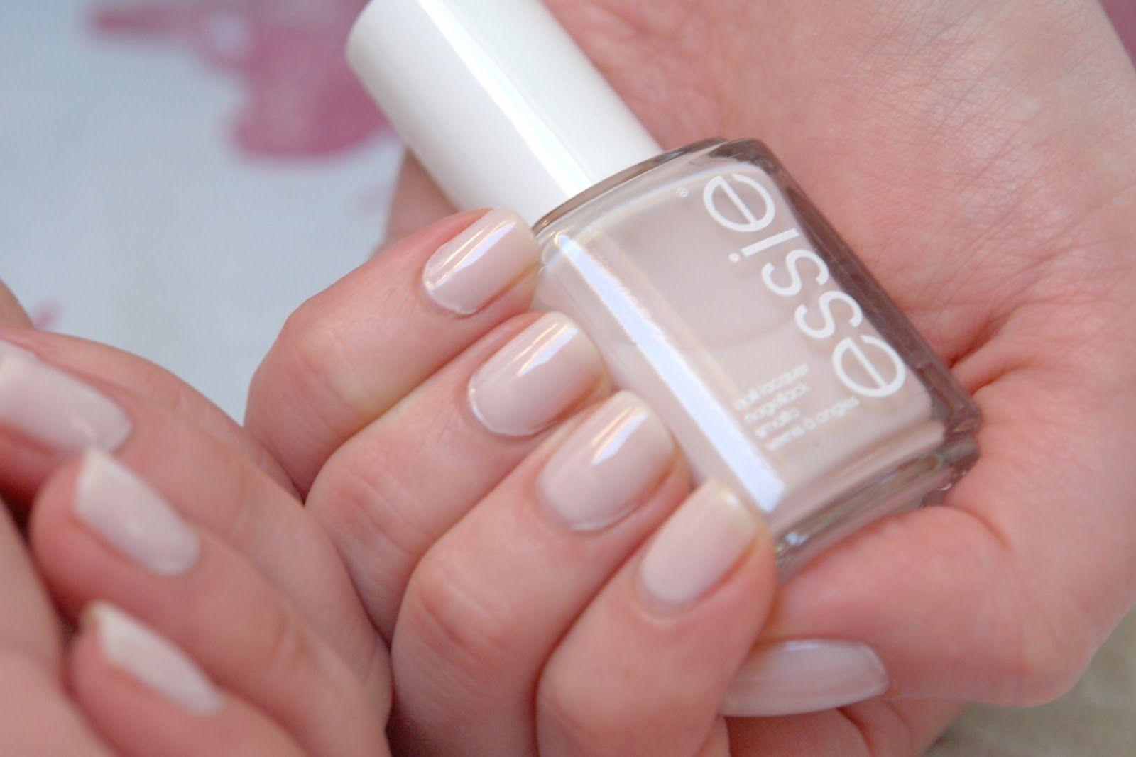 NAILS: Essie ballet slippers, swatches, Essie, nail polish, nails ...