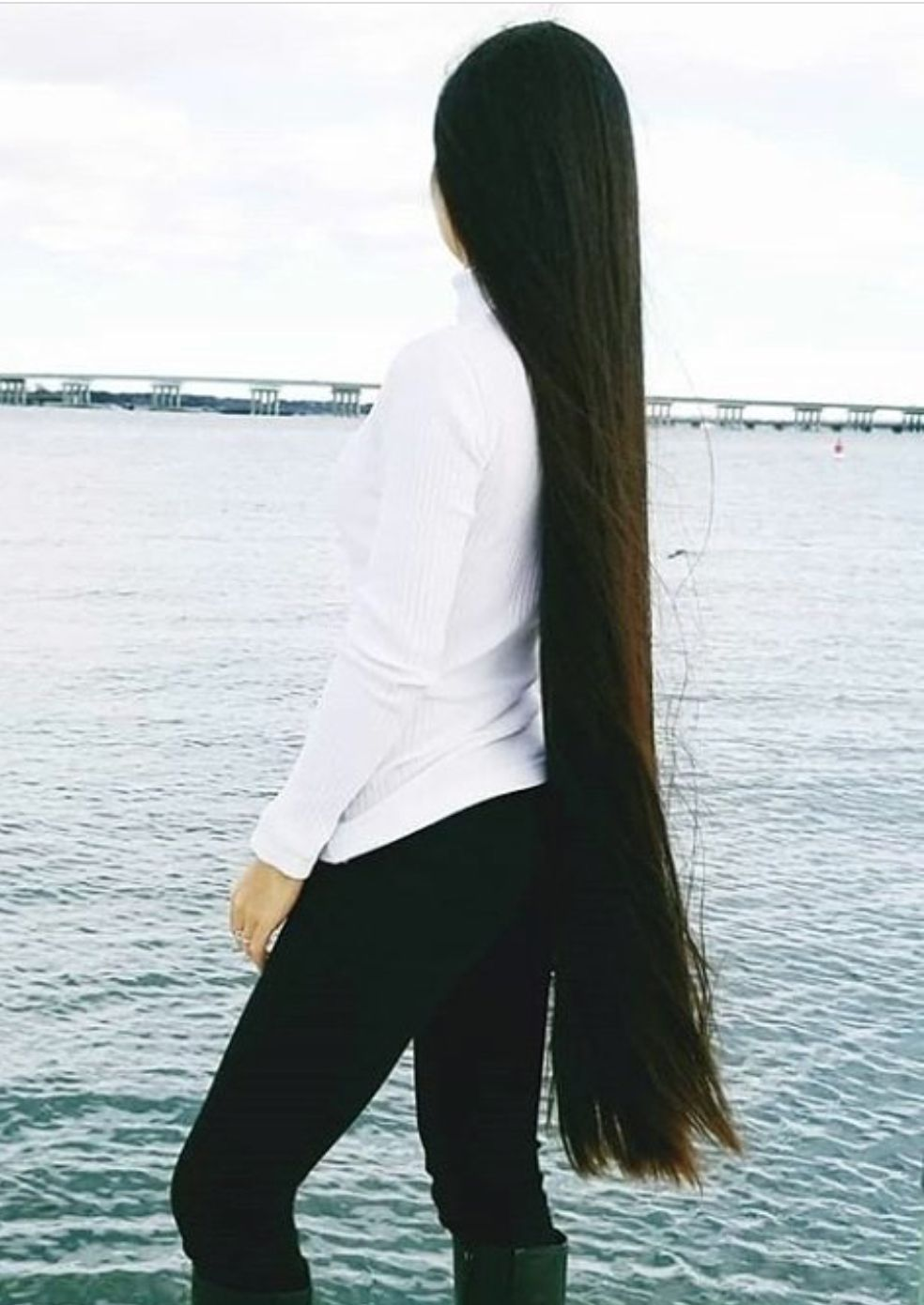 Pin by Michele Dinoi on Capelli Lunghi  Pinterest  Long long hair