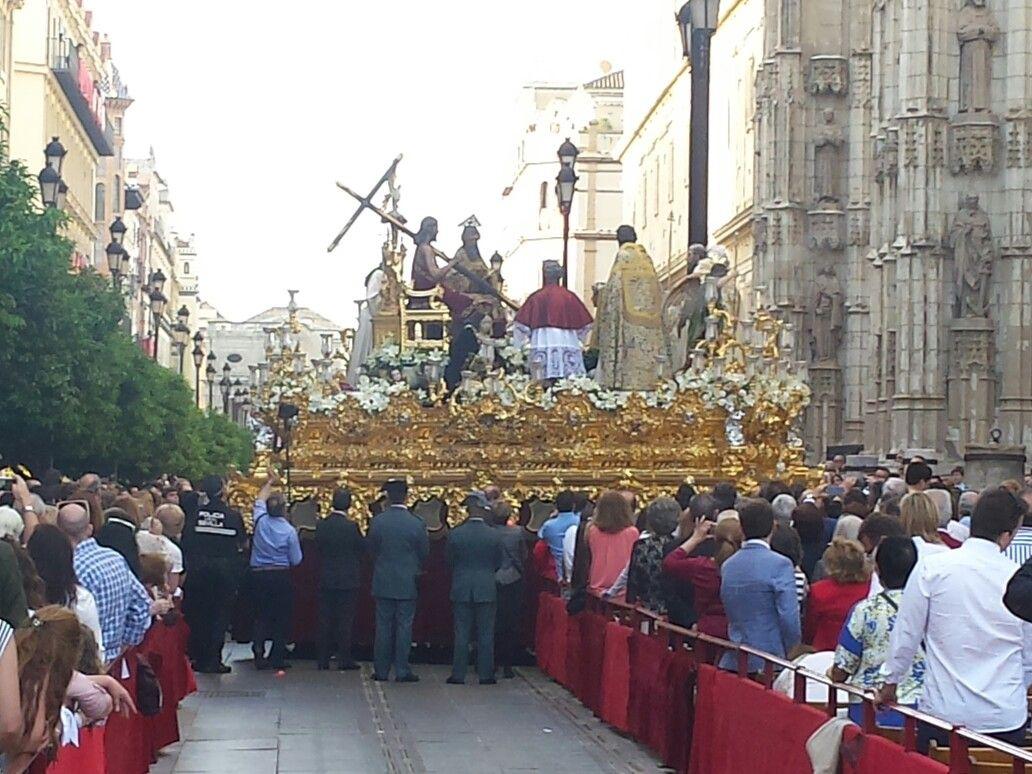 Semana santa,Sevilla Ostern 2017