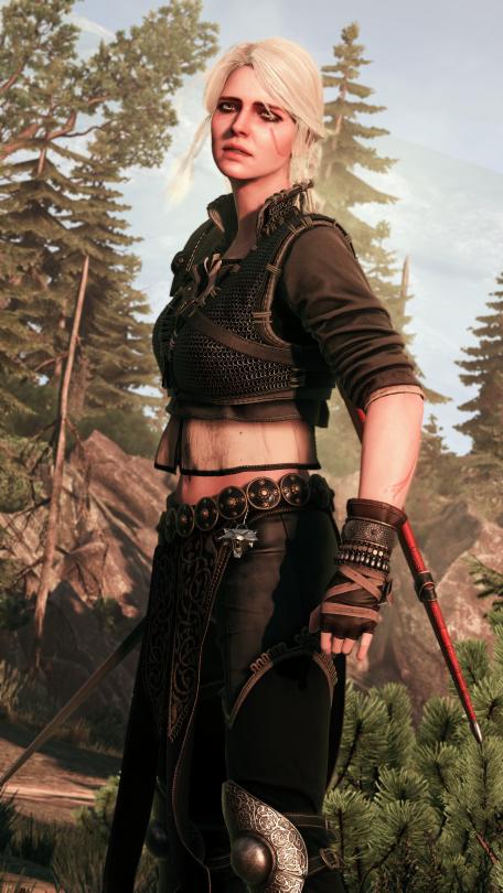 jovarndt's mostly Witcher edits Witcher Pinterest