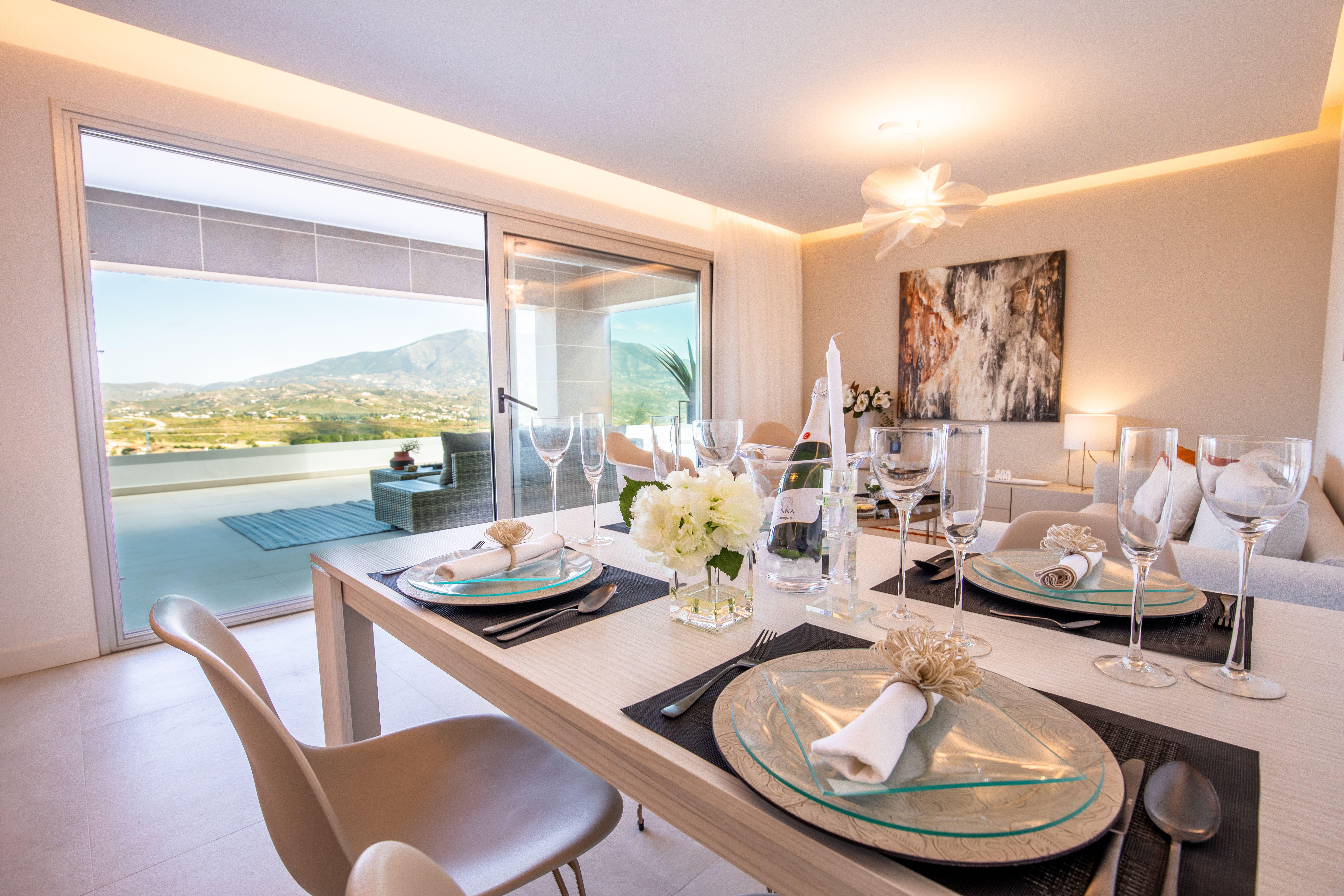 Grand View La Cala Golf Resort Mijas Malaga Taylor Wimpey Penthouse For Sale Golf Resort Home