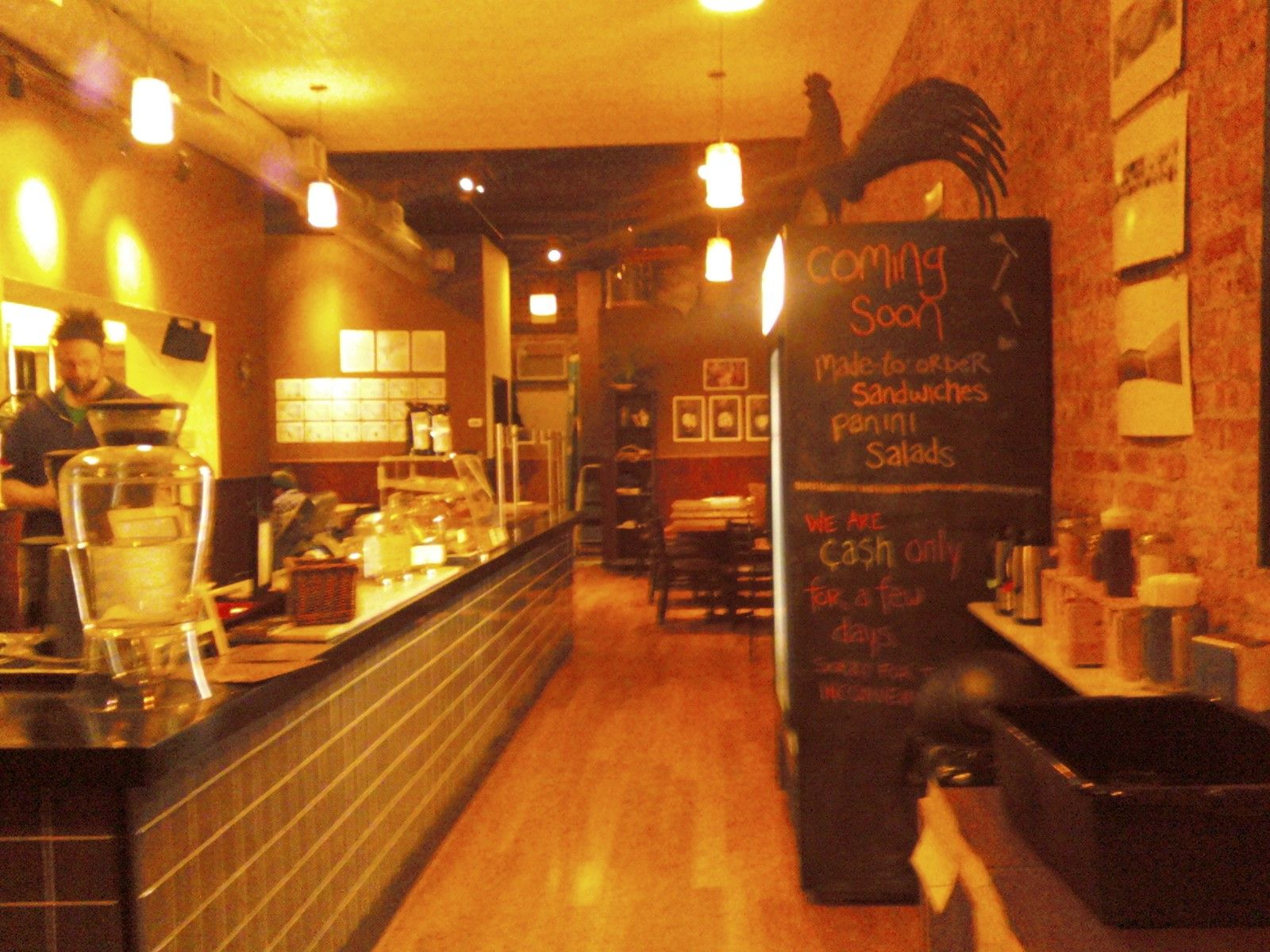 ukr. village bagel shop (With images) Bagel shop, Coffee