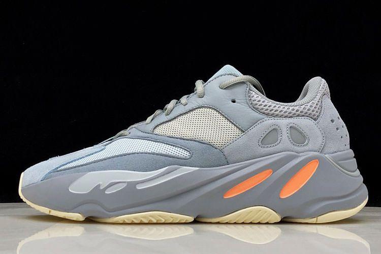 0c619dd9429b8 Kanye West x Adidas Yeezy Boost 700 Inertia Sneaker Men And Women Run Shoe