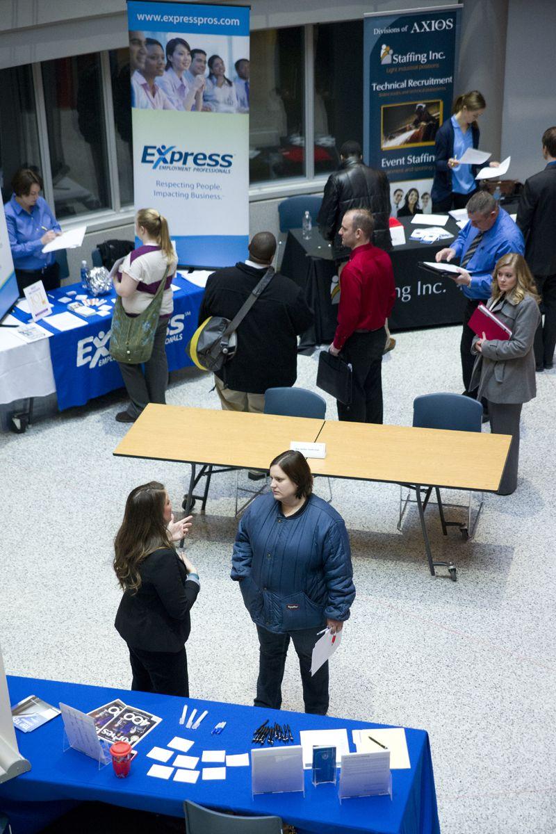 Photos from 2013 spring job fair job fair intermediate
