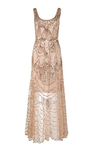Ahead of the release of The Great Gatsby, shop our edit of the best flapper dresses - 19 glamorous Great Gatsby-inspired dresses - MSN Her UK
