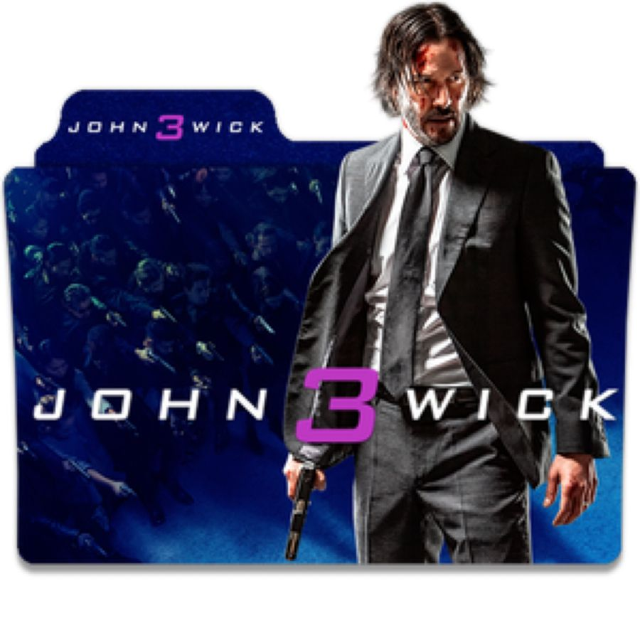John Wick 3 2019 V1s By Ungrateful601010 On Deviantart Joker Pics Folder Icon Movies Folder Icon