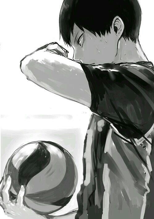 Kageyama shared by Domcia -chan on We Heart It