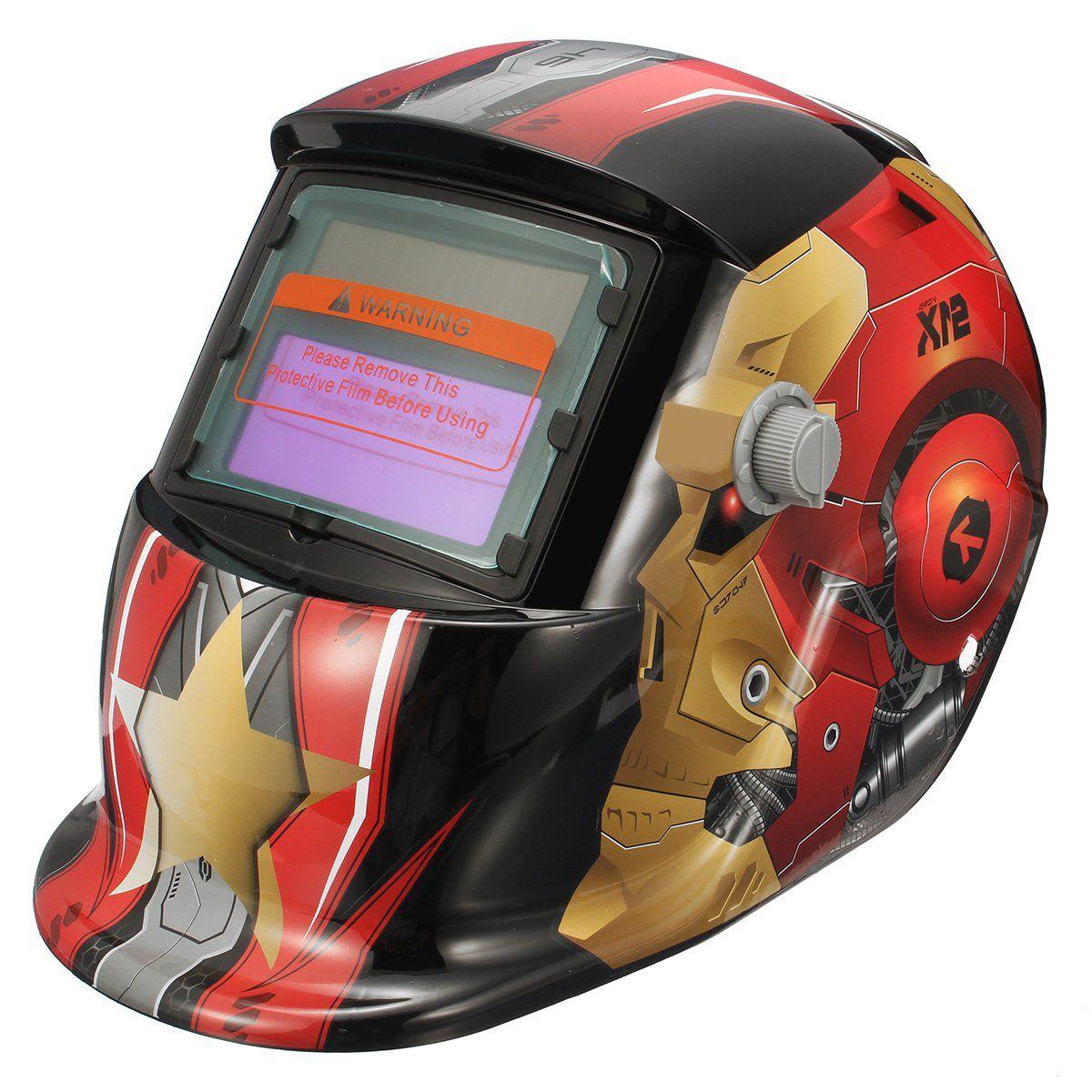 Solar Auto Darkening Welding Mask Helmet Tig Mask Grinding