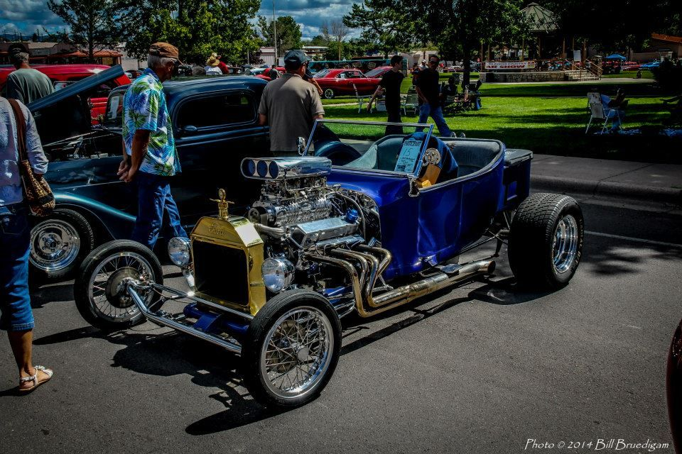 1932 Ford Model T (Bucket)-Discover Silver City - 8.23.14 - 2014 ...