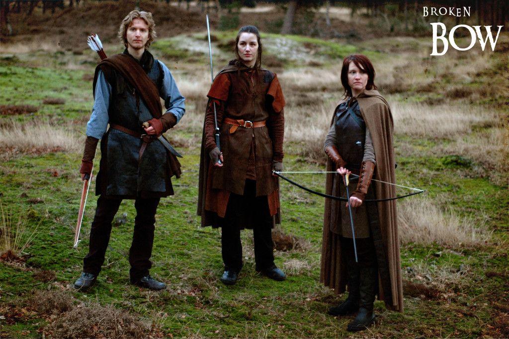 Medieval Ranger Costume | Costume Photos | Renaissance ...